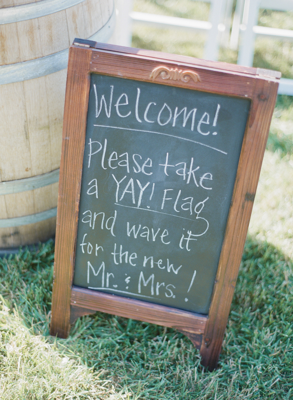 Flowers & Decor, Real Weddings, Wedding Style, Southern Real Weddings, Summer Weddings, Classic Real Weddings, Summer Real Weddings, Vineyard Real Weddings, Classic Weddings, Vineyard Weddings, Vineyard Wedding Flowers & Decor, Chalkboard, chalkboard signs