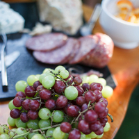 Real Weddings, Wedding Style, Southern Real Weddings, Summer Weddings, Classic Real Weddings, Summer Real Weddings, Vineyard Real Weddings, Classic Weddings, Vineyard Weddings, Grapes, Food & Drink