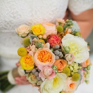Flowers & Decor, Real Weddings, Wedding Style, ivory, gold, Bride Bouquets, Fall Weddings, Rustic Real Weddings, Fall Real Weddings, Rustic Weddings, Roses, Peach, Lds wedding, LDS Real WEdding, Autumn Real Wedding, Autumn Weddings, DIY Real Weddings, DIY Weddings, Fall Bridal Bouquet, Fall Bouquets