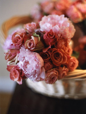 Flowers & Decor, Real Weddings, Wedding Style, pink, Bridesmaid Bouquets, Fall Weddings, West Coast Real Weddings, Fall Real Weddings, Fall Wedding Flowers & Decor
