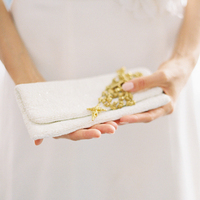 Real Weddings, white, Classic, Accessories, Southern Real Weddings, Purse, Elegant, Florida, Rosary, Southern weddings, bridal purse, florida real weddings, florida weddings
