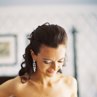 Beauty, Real Weddings, Long Hair, Classic, Elegant, Florida, Curly