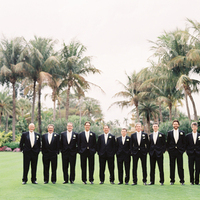 Real Weddings, Classic, Groomsmen, Elegant, Florida