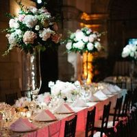 Reception, Flowers & Decor, Real Weddings, Centerpieces, Classic, Southern Real Weddings, Elegant, Florida, Southern weddings, florida real weddings, florida weddings