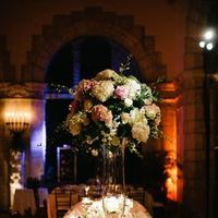 Reception, Flowers & Decor, Real Weddings, Centerpieces, Classic, Elegant, Florida