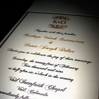 Stationery, Real Weddings, Wedding Style, Invitations, Winter Weddings, Midwest Real Weddings, Winter Real Weddings