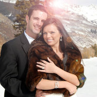 Fashion, Real Weddings, Wedding Style, Accessories, Winter Weddings, Midwest Real Weddings, Winter Real Weddings, Fur, Snow