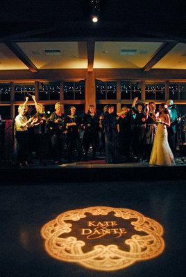 Flowers & Decor, Real Weddings, Wedding Style, Lighting, Winter Weddings, Midwest Real Weddings, Winter Real Weddings, Classic Wedding Flowers & Decor
