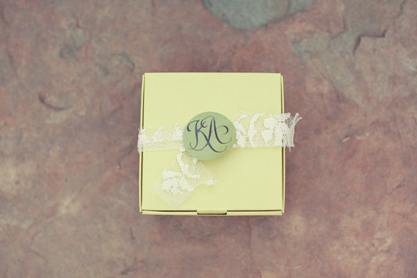 Favors & Gifts, Real Weddings, green, West Coast Real Weddings, Vintage Real Weddings, Guest gifts