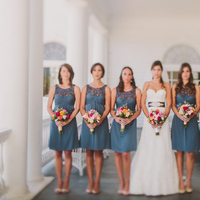 Bridesmaid Dresses, Fashion, Real Weddings, Wedding Style, blue, Fall Weddings, Fall Real Weddings, Midwest Real Weddings, Shabby Chic Real Weddings, Shabby Chic Weddings