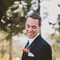 Flowers & Decor, Fashion, Real Weddings, Wedding Style, orange, Men's Formal Wear, Boutonnieres, Fall Weddings, Fall Real Weddings, Midwest Real Weddings, Shabby Chic Real Weddings, Shabby Chic Weddings, Fall Wedding Flowers & Decor