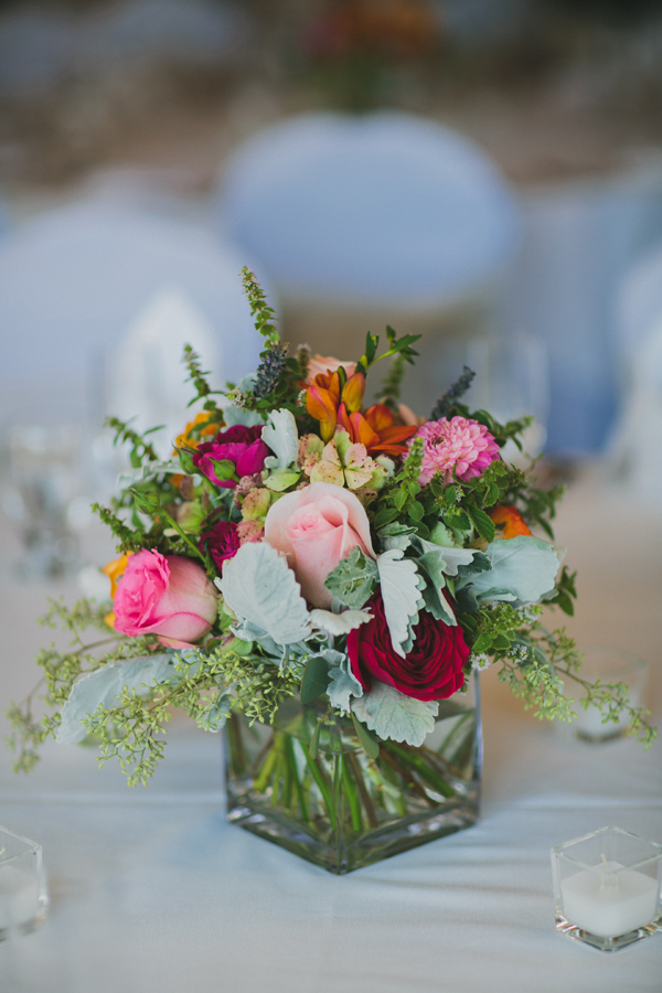 Flowers & Decor, Real Weddings, Wedding Style, pink, green, Centerpieces, Fall Weddings, Fall Real Weddings, Midwest Real Weddings, Shabby Chic Real Weddings, Shabby Chic Weddings, Fall Wedding Flowers & Decor, Summer Wedding Flowers & Decor