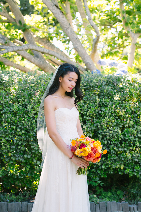 Real Weddings, Wedding Style, Bride Bouquets, Modern Real Weddings, Summer Weddings, Summer Real Weddings, Modern Weddings, West Coast Weddings