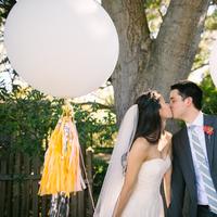 Flowers & Decor, Real Weddings, Wedding Style, Modern Real Weddings, Summer Weddings, Summer Real Weddings, Modern Weddings, Modern Wedding Flowers & Decor, West Coast Weddings