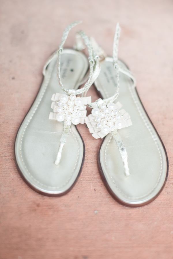 Real Weddings, Bridal shoes, Pearls, Elegant, Sandals, Kate spade, Flats, Sophisticated