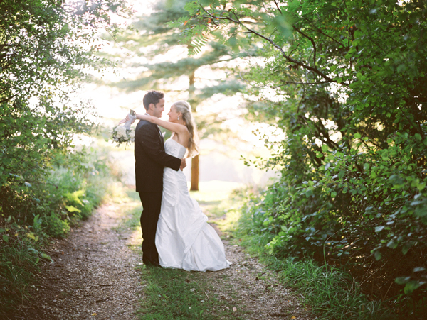 Real Weddings, Outdoor, Portrait, Elegant, Sophisticated