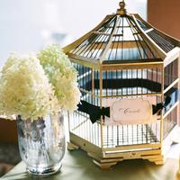 Reception, Real Weddings, ivory, Elegant, Birdcage, Hydrangeas, Sophisticated, Wisconsin Real Weddings, wisconsin weddings