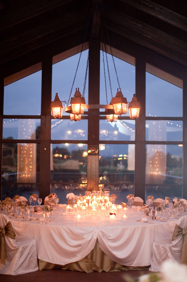 Reception, Real Weddings, Candles, Romantic, Elegant, Candlelight, Sophisticated