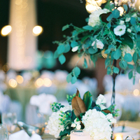 Reception, Real Weddings, Centerpiece, Elegant, Sophisticated