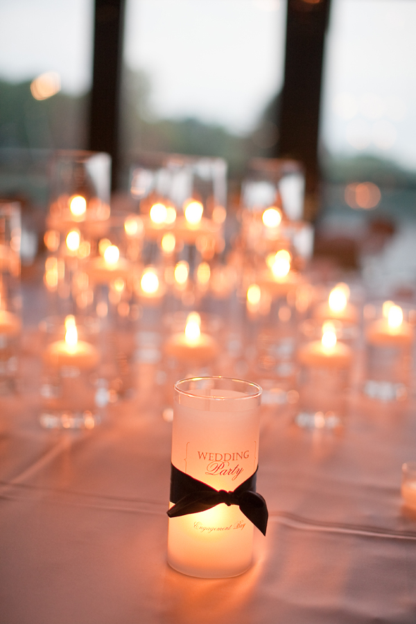 Real Weddings, Lighting, Candles, Elegant, Candlelight, Sophisticated