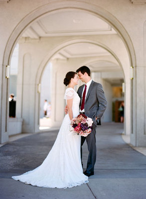 Traditional Wedding Dresses, Fashion, Real Weddings, Wedding Style, white, Spring Weddings, Midwest Real Weddings, Spring Real Weddings
