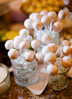 Cakes, Real Weddings, Wedding Style, pink, gold, Other Wedding Desserts, Spring Weddings, Midwest Real Weddings, Spring Real Weddings, cake pops