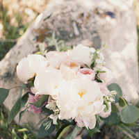 Flowers & Decor, Real Weddings, Wedding Style, white, Bridesmaid Bouquets, Rustic Real Weddings, Spring Weddings, Midwest Real Weddings, Spring Real Weddings, Vintage Real Weddings, Rustic Weddings, Vintage Weddings, Pastel