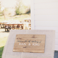 Real Weddings, Wedding Style, Spring Real Weddings, Spring Weddings, Rustic Real Weddings, Vintage Real Weddings, Rustic Weddings, Vintage Weddings, Midwest Real Weddings, Flowers & Decor, Rustic Wedding Flowers & Decor, Tan, brown, Burlap, Wedding signs