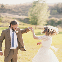 Vintage Wedding Dresses, Fashion, Real Weddings, Wedding Style, brown, Men's Formal Wear, Rustic Real Weddings, Spring Weddings, Midwest Real Weddings, Spring Real Weddings, Vintage Real Weddings, Rustic Weddings, Vintage Weddings, Tan