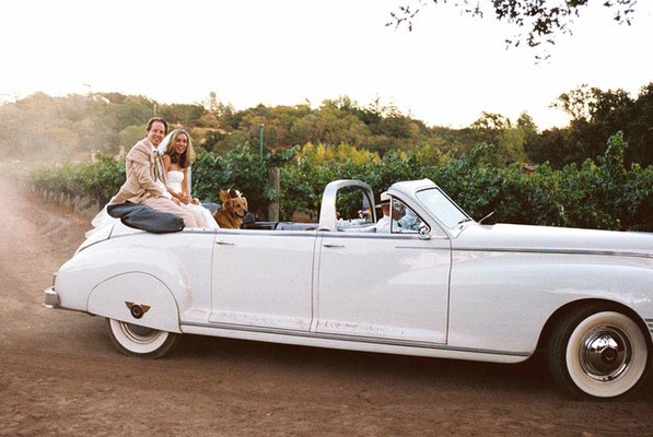 Real Weddings, Wedding Style, West Coast Real Weddings, Classic Real Weddings, Vineyard Real Weddings, Classic Weddings, Vineyard Weddings, Transportation