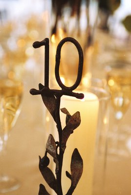 Stationery, Real Weddings, Wedding Style, Table Numbers, West Coast Real Weddings, Classic Real Weddings, Vineyard Real Weddings, Classic Weddings, Vineyard Weddings, Rustic Wedding Flowers & Decor