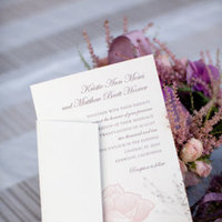 Stationery, Real Weddings, Wedding Style, purple, Vineyard Wedding Invitations, Invitations, Spring Weddings, West Coast Real Weddings, Spring Real Weddings, Vineyard Real Weddings, Vineyard Weddings