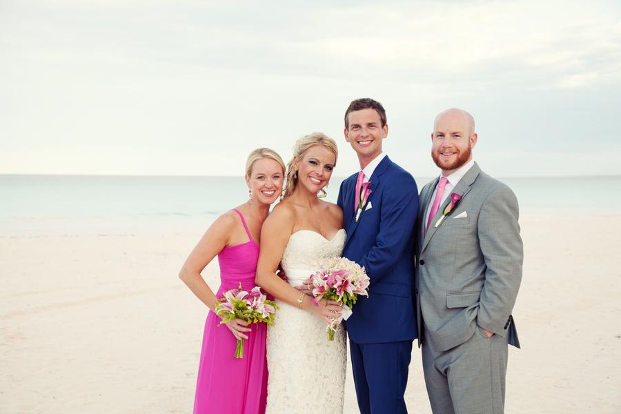 Destinations, Real Weddings, Wedding Style, Destination Weddings, Caribbean, Beach, Beach Real Weddings, Beach Weddings, Bahamas, preppy weddings, Destination Real Weddings, preppy real weddings