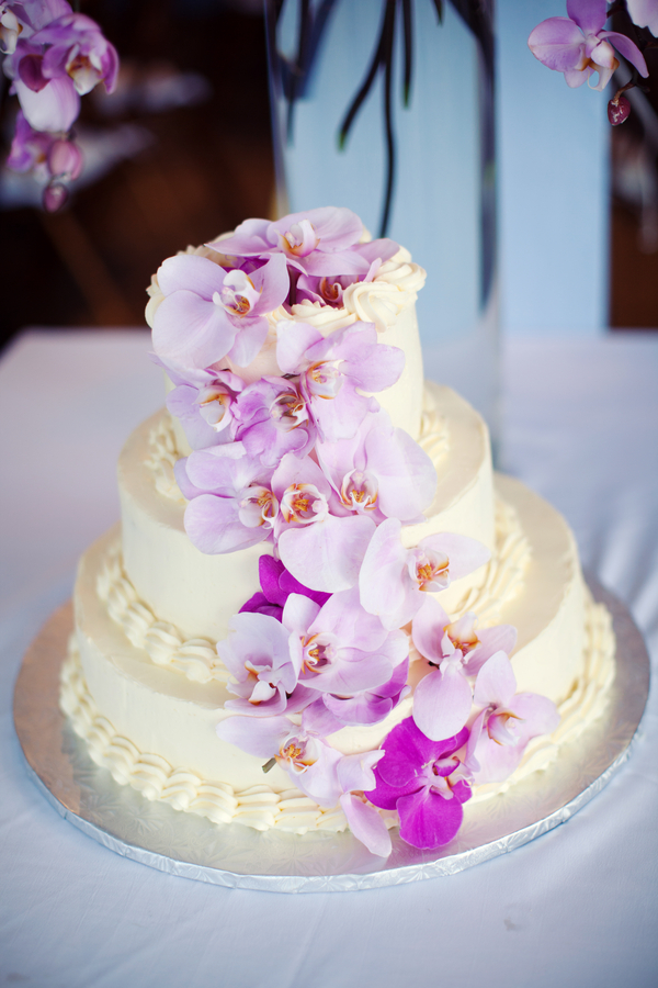 Cakes, Destinations, Real Weddings, Wedding Style, pink, Destination Weddings, Caribbean, Beach, Beach Wedding Cakes, Floral Wedding Cakes, Summer Wedding Cakes, Wedding Cakes, Beach Real Weddings, Beach Weddings, Bahamas, preppy weddings, preppy real weddings