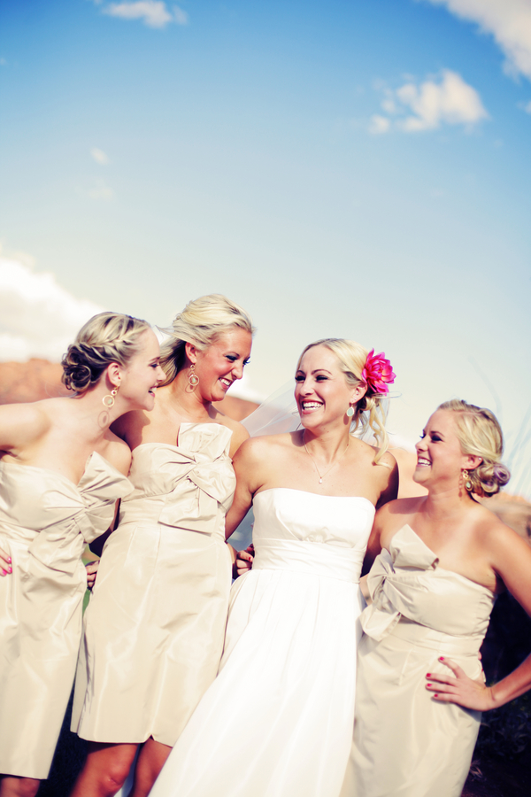 Bridesmaid Dresses, Fashion, Real Weddings, Wedding Style, white, ivory, Modern Real Weddings, Summer Weddings, West Coast Real Weddings, Summer Real Weddings, Modern Weddings