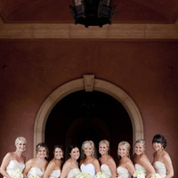 Bridesmaids, Real Weddings, ivory, West Coast Real Weddings, Classic Real Weddings, Classic Weddings, Bridal party, Champagne, Neutral, West Coast Weddings, Monochromatic Wedding