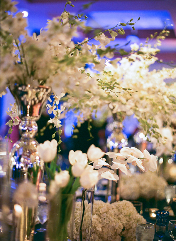 Flowers & Decor, Real Weddings, Wedding Style, white, Centerpieces, Fall Weddings, Modern Real Weddings, Southern Real Weddings, Fall Real Weddings, Glam Real Weddings, Glam Weddings, Modern Weddings, Classic Wedding Flowers & Decor, Glam Wedding Flowers & Decor, Modern Wedding Flowers & Decor, Tulips