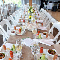 Real Weddings, Tables & Seating, Northeast Real Weddings, Summer Weddings, Summer Real Weddings, Food & Drink, new york weddings, new york real weddings