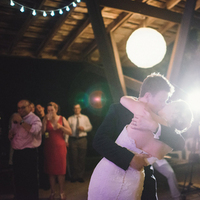 Reception, Real Weddings, Rustic Real Weddings, Spring Weddings, Spring Real Weddings, Rustic Weddings, First dance, Wisconsin Real Weddings, Wisconsin Wedding