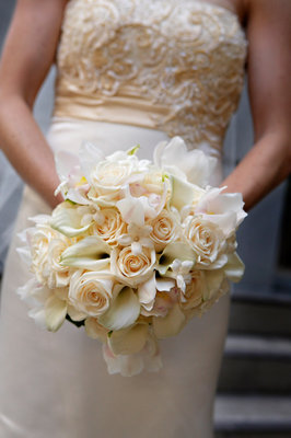 Flowers & Decor, Real Weddings, Wedding Style, white, Bride Bouquets, West Coast Real Weddings, Classic Real Weddings, Classic Weddings