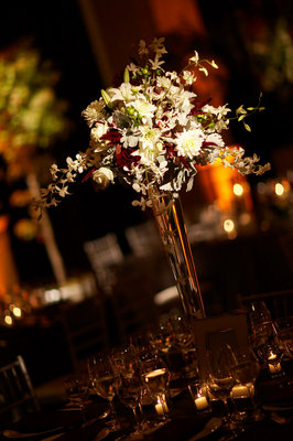Flowers & Decor, Real Weddings, Wedding Style, Ceremony Flowers, Centerpieces, West Coast Real Weddings, Classic Real Weddings, Classic Weddings, Classic Wedding Flowers & Decor