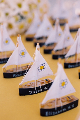 Stationery, Destinations, Real Weddings, Wedding Style, yellow, Destination Weddings, Mexico, Beach, Place Cards, Beach Real Weddings, Summer Weddings, Summer Real Weddings, Beach Weddings, Nautical Weddings, Nautical Real Weddings