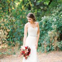 Wedding Dresses, Sweetheart Wedding Dresses, Mermaid Wedding Dresses, Fashion, Real Weddings, Wedding Style, West Coast Real Weddings, Garden Real Weddings, Garden Weddings, Romantic Real Weddings, Romantic Weddings