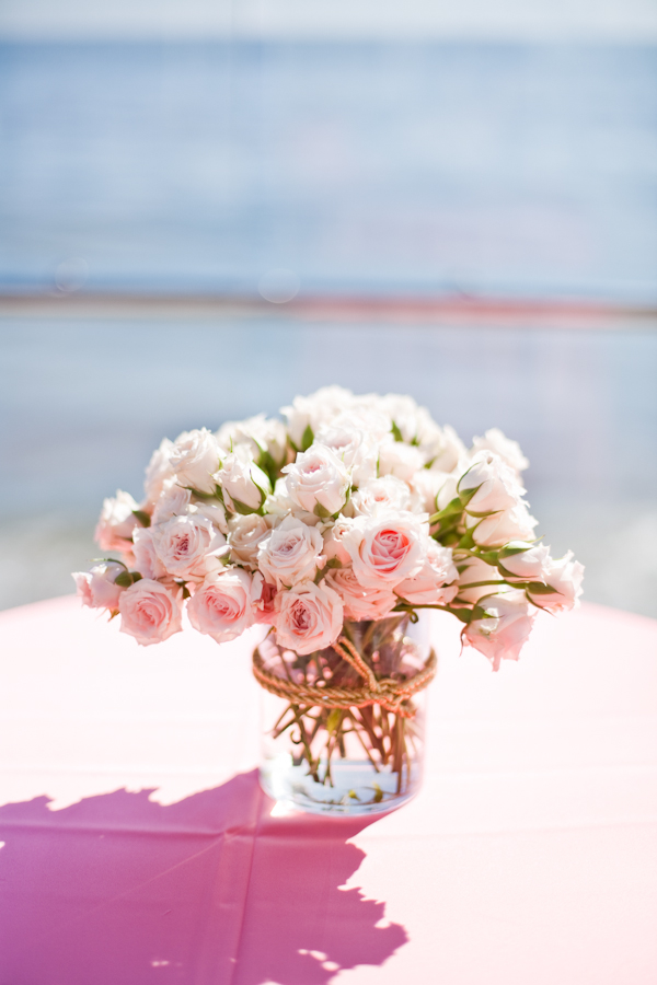 Flowers & Decor, Real Weddings, Wedding Style, pink, Centerpieces, Summer Weddings, West Coast Real Weddings, Classic Real Weddings, Glam Real Weddings, Summer Real Weddings, Classic Weddings, Glam Weddings, Classic Wedding Flowers & Decor, Summer Wedding Flowers & Decor