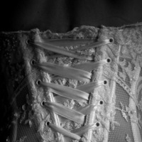 Fashion, Real Weddings, Wedding Style, Fall Weddings, Fall Real Weddings, Glam Real Weddings, Glam Weddings, Corset, mid-atlantic real weddings