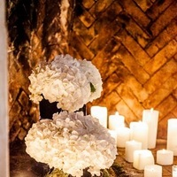 Flowers & Decor, Real Weddings, Wedding Style, white, Candles, Fall Weddings, Fall Real Weddings, Glam Real Weddings, Glam Weddings, Classic Wedding Flowers & Decor, Glam Wedding Flowers & Decor, mid-atlantic real weddings