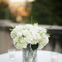 Reception, Flowers & Decor, Real Weddings, ivory, Elegant, Chic, Metallic, Sophisticated, Northeast weddings