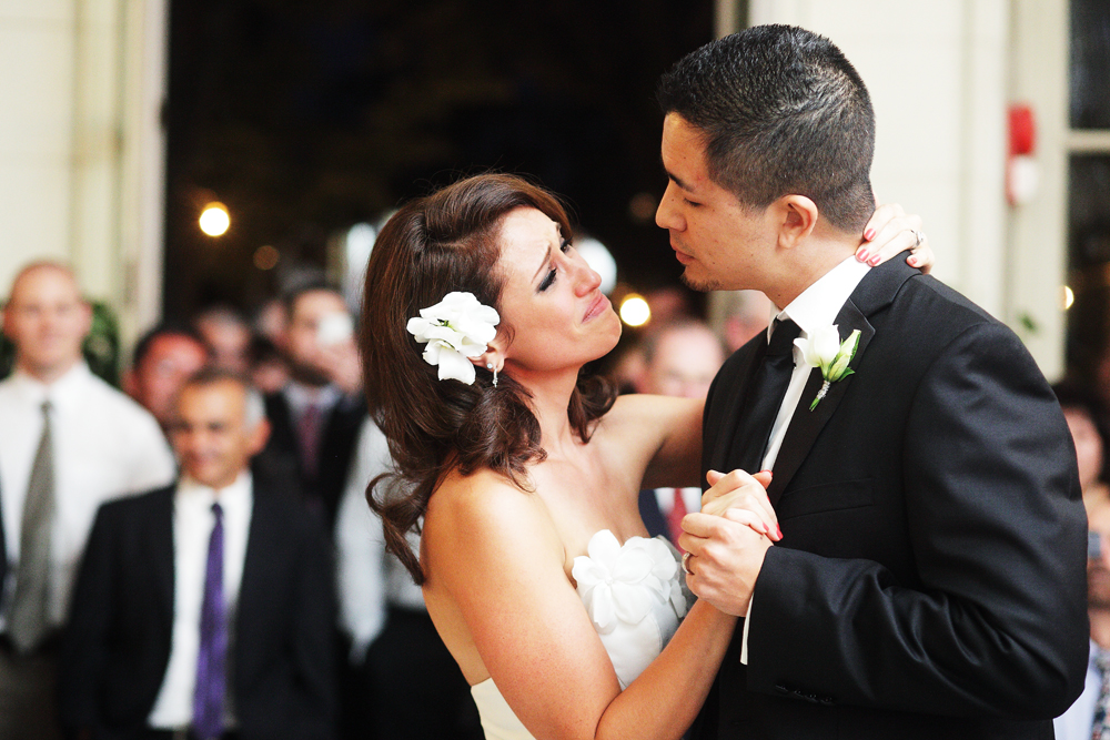Reception, Real Weddings, ivory, First dance, Elegant, Chic, Sophisticated, Northeast weddings, washington dc real weddings, washington dc weddings