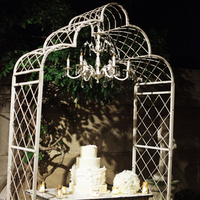 Cakes, Real Weddings, Wedding Style, ivory, Wedding Cakes, Elegant, Chic, Sophisticated, Northeast weddings