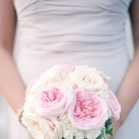 Flowers & Decor, Real Weddings, Wedding Style, pink, Bridesmaid Bouquets, Winter Weddings, Classic Real Weddings, Midwest Real Weddings, Winter Real Weddings, Classic Weddings, Classic Wedding Flowers & Decor